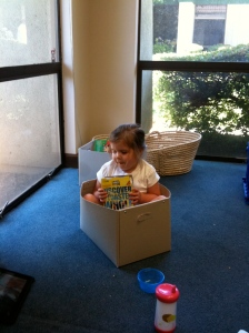 Sometimes, it's good to think inside a box.