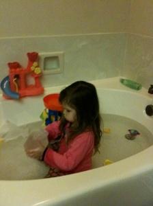 Bathtub FAIL